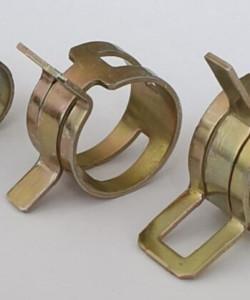 Хомуты для крепления труб использование