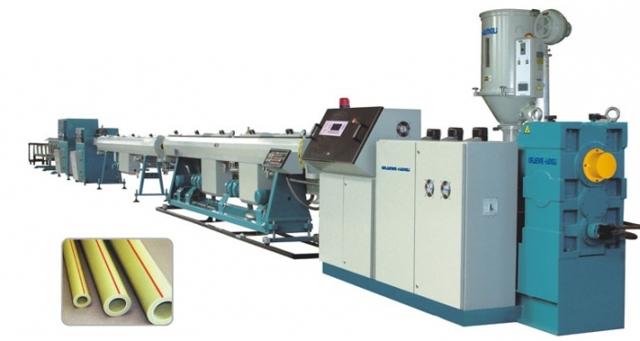 Технология по производству полипропиленовых труб