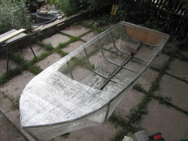 Самоделки лодки из пластиковых труб