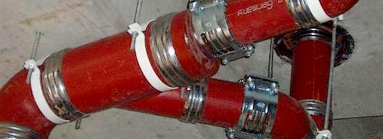 Труба стальная в водоканал
