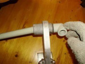 Технология пайки пластиковых труб отопления