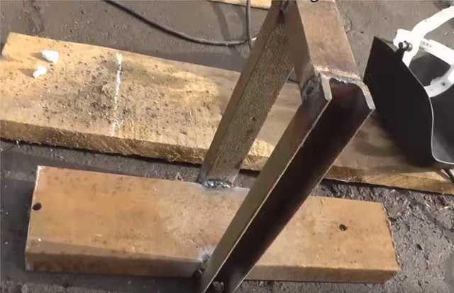 Ручной гибочный станок для профильной трубы