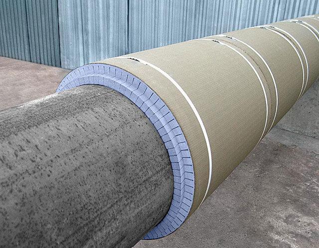 Технология гидроизоляции стальных труб