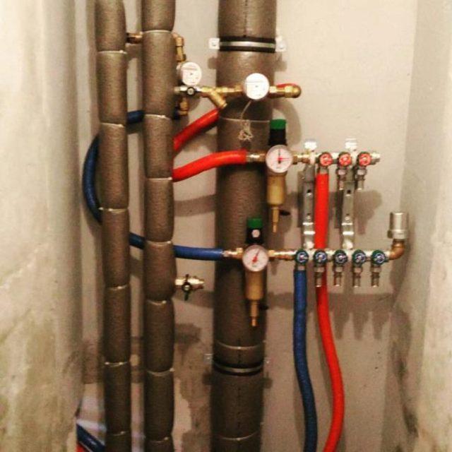 Ухват для канализационных труб