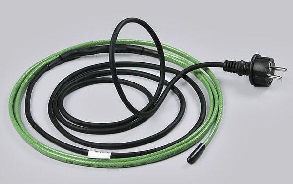 Саморегулирующий греющий кабель для труб пвх