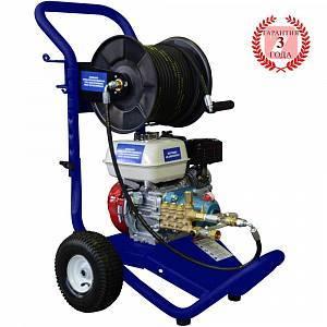 Ручная машинка для чистки канализационных труб