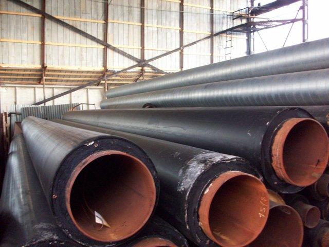 Труба стальная в ппу изоляции в екатеринбурге