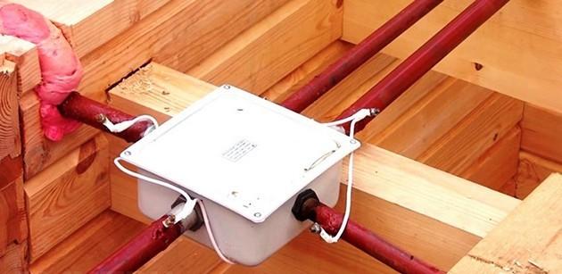 Система защиты кабелей через трубы