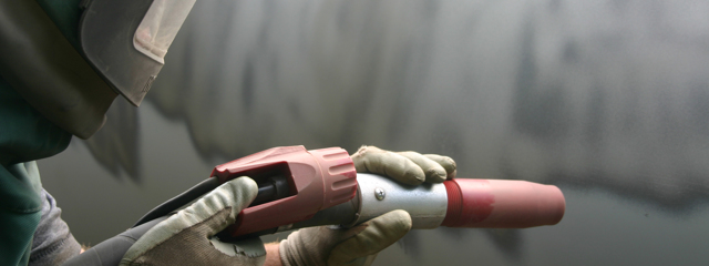Технология пескоструйной очистки труб