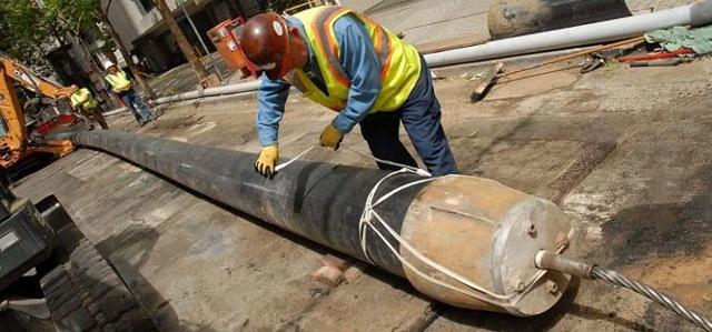 Технология санация канализационных труб