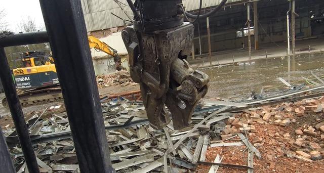 Технология демонтажа металлических труб