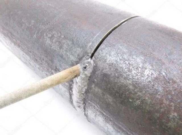 Ручная дуговая сварка труба 3мм